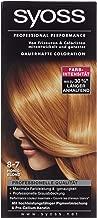 Syoss Professional Performance Coloration 8-7 Honigblond 115 ml