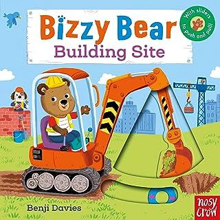 Bizzy Bear: Building Site