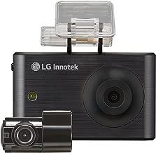 LG Dash Cam, 2 Channel Front & Rear High-Res Dashboard Cameras, Mini Audio/Video Recording Dashcam, Accident Sensor, 3G G-Sensor Motion Detector, with 3.5 inch Screen, LG Innotek Dual Dashcam - 16GB
