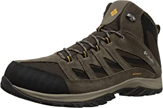 Columbia Mens 1765381 CrestwoodTM Mid Waterproof