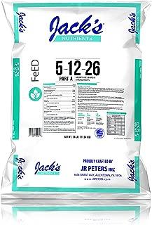 Jacks Hydroponic 5-12-26 Part A Fertilizer