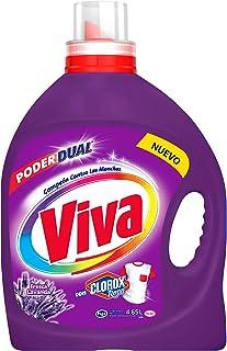 Viva Viva Lavanda Detergente Líquido (4.65l), Pack of 1