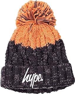 HYPE Apres Ski - Gorro (talla única), color gris