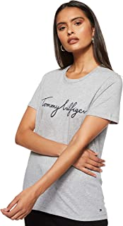 Tommy Hilfiger Women's Heritage Crew Neck Graphic Tee