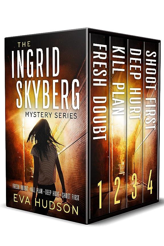 戦士注入チョークThe Ingrid Skyberg Mystery Series: Books 1-4: The Ingrid Skyberg Series Boxset (English Edition)