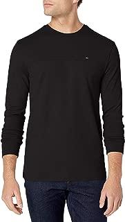 Tommy Hilfiger Men's Long Sleeve Cotton T Shirt
