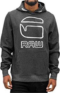 G-Star Raw Men's Vasif Hooded Sw Long Sleeve