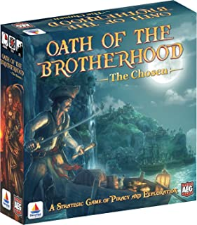 Alderac Entertainment Group (AEG) Oath of The Brotherhood