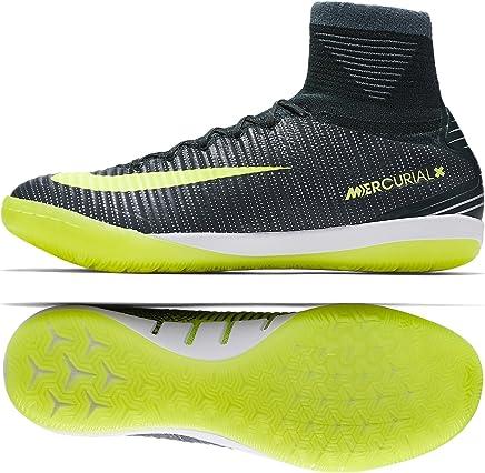 1850528719ee Nike MercurialX Proximo II CR7 IC 852538-376 Seaweed Volt Indoor Soccer  Shoes