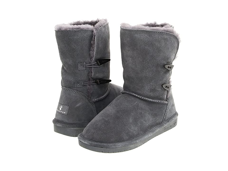 Bearpaw Abigail (Charcoal) Women