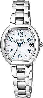 [シチズン]CITIZEN 腕時計 wicca ウィッカ ソーラーテック電波時計 ハッピーダイアリー シンプルアジャスト KL0-715-11 レディース