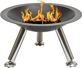 CobraCo Cast Iron Fire Pit FBCISTEEL