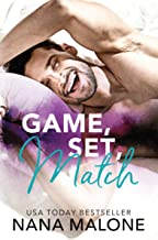 Game, Set, Match: Sports Romance (Love Match Book 1)