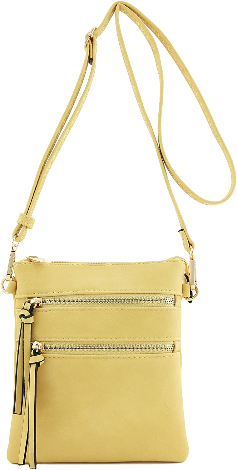 Functional Multi Max Selling and selling 40% OFF Pocket Crossbody Bag