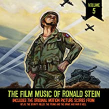 The Film Music of Ronald Stein Vol. 5: (From