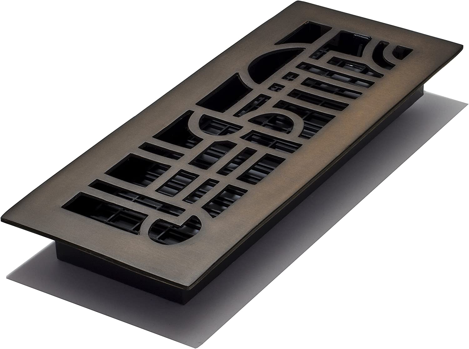 Decor Grates Popular Max 83% OFF shop is the lowest price challenge AD412-RB 4-Inch by Art Floor 12-Inch Register Deco