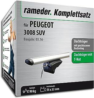 Suchergebnis Auf Für Peugeot 3008 3008 Dachgepäckträger Boxen Transportsysteme Auto Motorrad