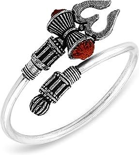 Anuradha Art Multi Colour Round Shape Unique Design Fancy Hand Bracelet//Kada for Women//Girls
