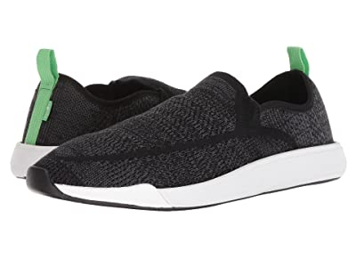 Sanuk Chiba Quest Knit (Black) Men