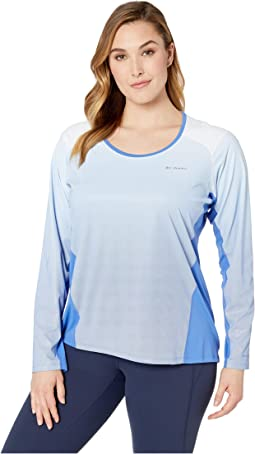 Plus Size Solar Chill™ 2.0 Long Sleeve Shirt