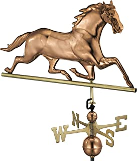 Best vintage weathervane horse Reviews