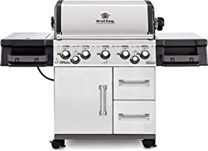 Broil King Imperial 590 - Stainless Steel - 5 Burner - Propane Gas Grill