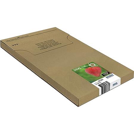 Epson Original 29xl Tinte Erdbeere Xp 235 Xp 332 Xp 335 Xp 432 Xp 435 Xp 245 Xp 342 Xp 345 Xp 442 Xp 445 Xp 247 Xp 257 Xp 255 Xp 352 Xp 355 Xp 452 Xp 455 Multipack 4 Farbig Bürobedarf Schreibwaren