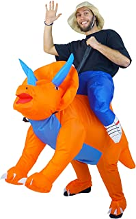 Best riding triceratops costume Reviews