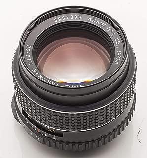 Pentax Asahi SMC Takumar 50mm 1:1.4 1.4 50 mm - M42 M 42