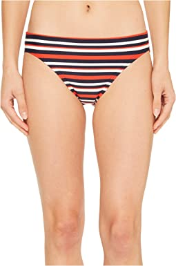 True Tommy Stripe Classic Bikini Bottom