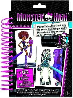 Fashion Angels Monster High Mini Sketch Book