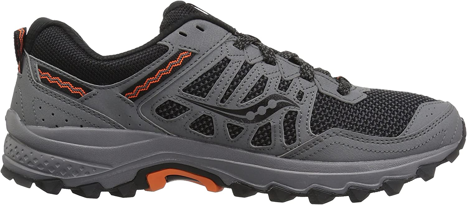   Saucony Men's Excursion TR12 Sneaker   Trail Running