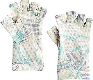 Coolibar Women's Fingerless Uv Gloves
