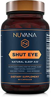 sleep supplement by Nuvana