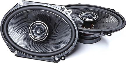 Kenwood KFC-C6896P 6x8 Inch 360 Watt Oval Custom Fit 2 Way Car Speakers (Pair) photo