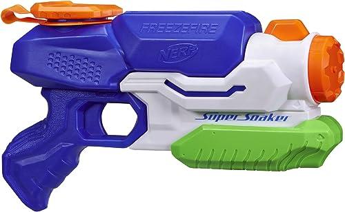 Envío 100% gratuito Super Soaker - Lanzador de Agua, Freezefire Freezefire Freezefire (Hasbro A4838EU4)  Todo en alta calidad y bajo precio.