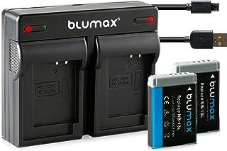 Suchergebnis Auf Für Canon Nb 13l Kamera Akkus Kamera Camcorder Ersatzakkus Elektronik Foto