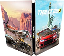 The Crew 2 Steel Book (PS4)