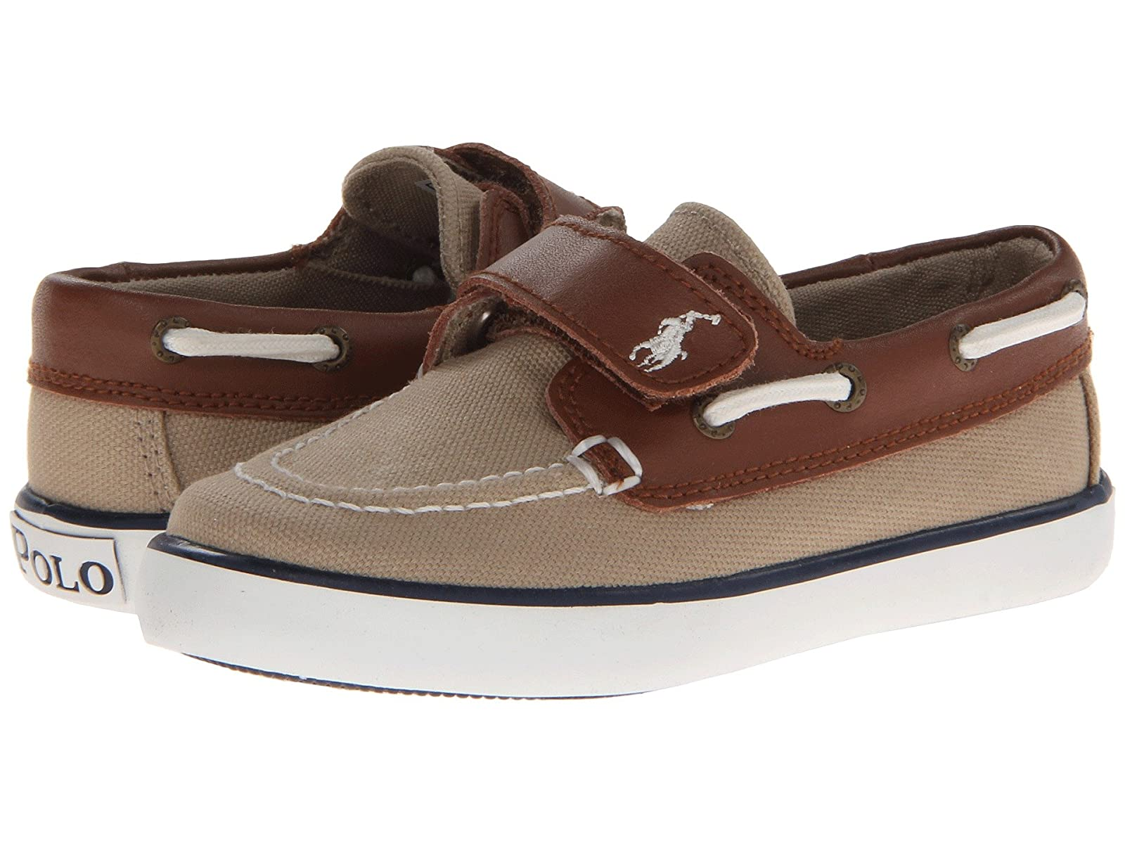 Polo Ralph Lauren Kids Sander-CL EZ (Toddler)Selling fashionable and eye-catching shoes