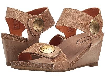 Taos Footwear Carousel 2 (Taupe) Women