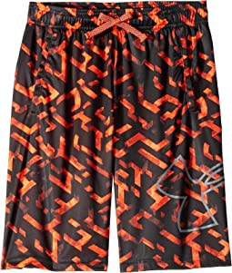 Renegade 2.0 Printed Shorts (Big Kids)