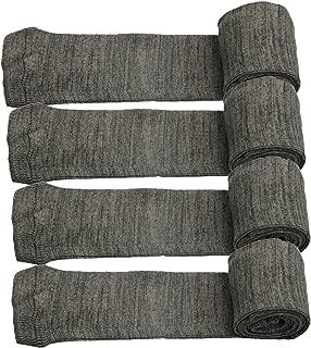 """GUGULUZA Silicone Treated Knit Gun Socks 52"""" for Rifles Shotgun"""