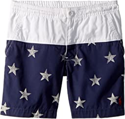 Polo Prepster Cotton Shorts (Little Kids)