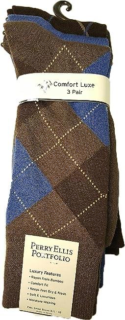 Portfolio Superior Soft Luxury Socks