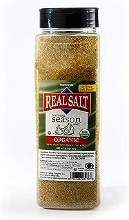 Redmond Real Sea Salt - Natural Unrefined Organic Gluten Free, Seasoning 32 Ounce Container … …