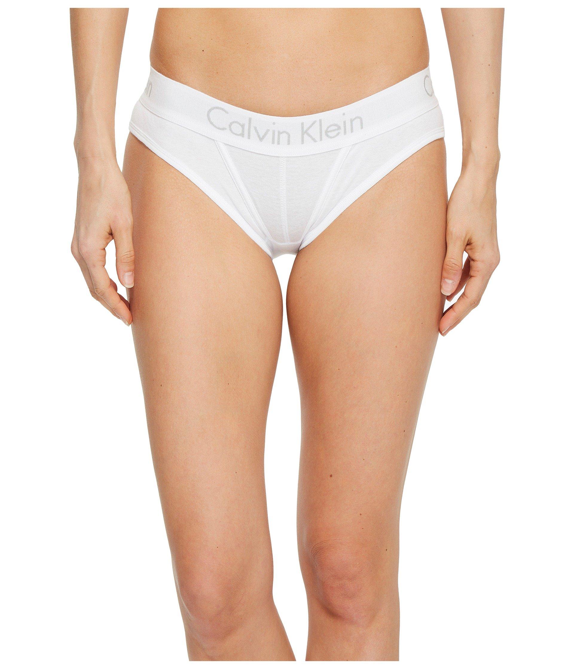 Klein Bikini Calvin White Body Underwear AxnnPcdW