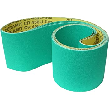 Hermes Cn 466 X Flex Sanding Belt 150 X 2000 Mm Grit P80 Pack Of 5 Amazon Co Uk Diy Tools