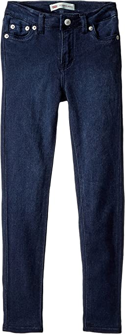 Levi's® Kids 710 Rayon Super Skinny Jeans (Little Kids)