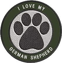 I Love My German Shepherd 3.5