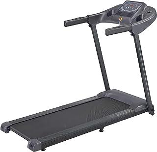 Sport Life Fitness Treadmill Fold+ 2.5hp Peak 12km/hr - Free Installation - Fully Foldable, Black